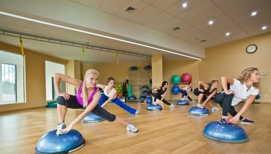Популярная силовая тренировка