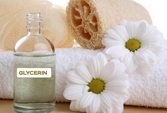 Глицерин в составе крема