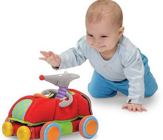 Влияние игрушек на ребенка