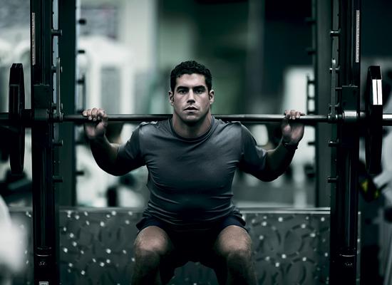 Зависимость от спортзала