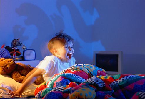 Причины плохого сна у детей