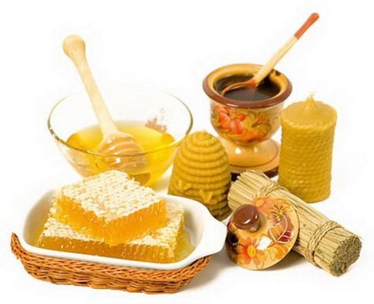 Мед - универсальный продукт для беременных