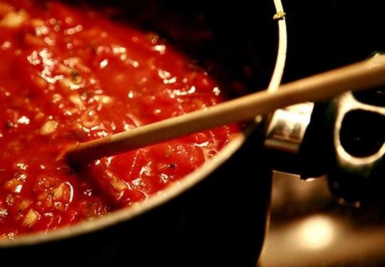 Базовый томатный соус