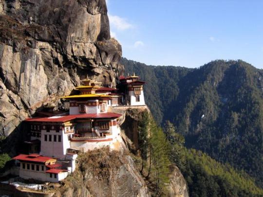 Велопутешествие по Бутану