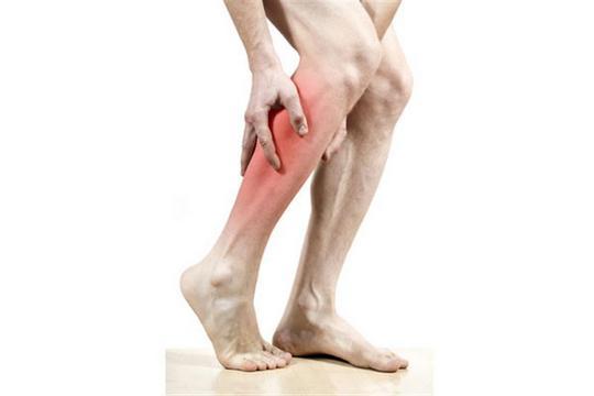 Боль в икроножных мышцах