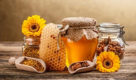 Прополис - пчелиный клей