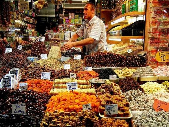 Особенности трапезы в Турции