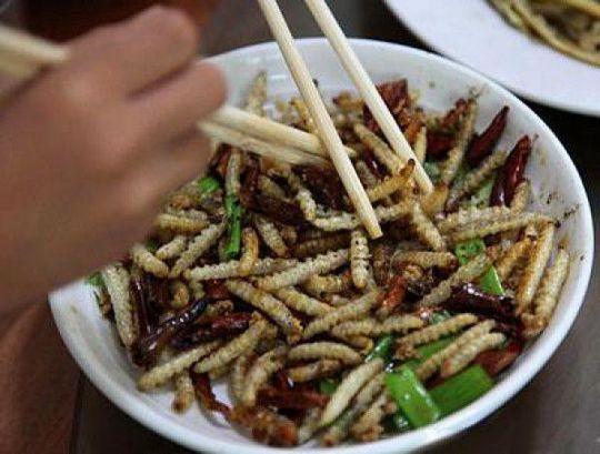 Китайская кухня - легенды и мифы