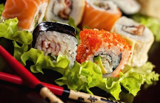 Свежесть суши