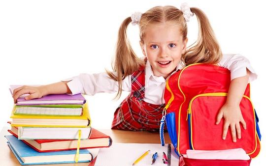 Покупка школьного портфеля