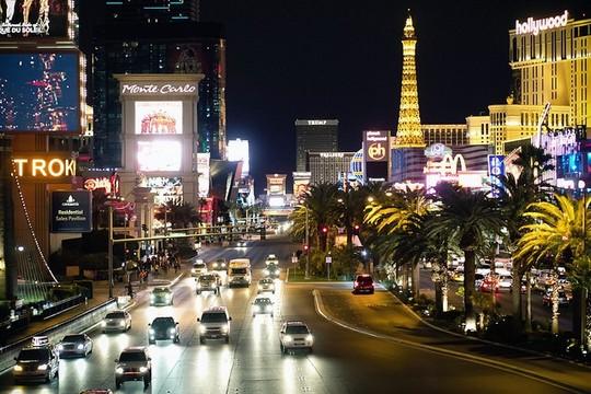 Город искушений Лас-Вегас