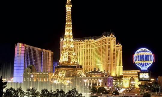 Город удовольствий Лас-Вегас