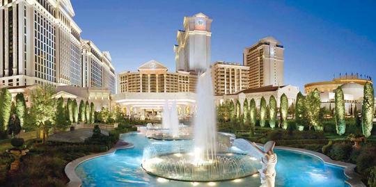 Отели Лас-Вегаса