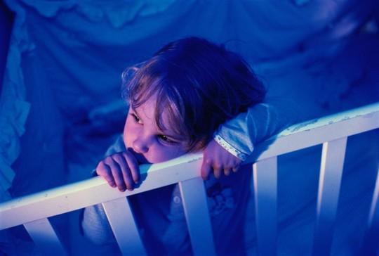 Три причины плохого сна у детей