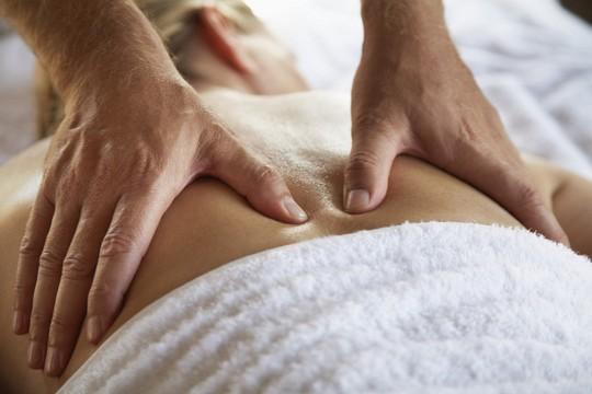 Правила проведения общего массажа