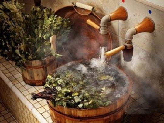 Баня как средство очищения организма