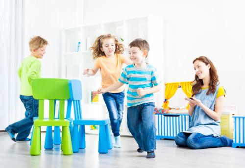Игры для снятия нервного напряжения у ребенка