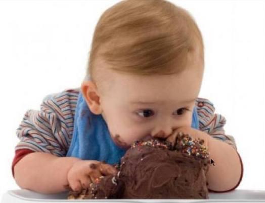 Полезная выпечка для ребенка