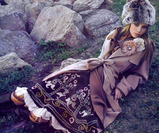 Мода в стиле «этно»