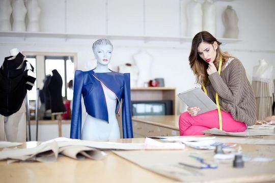 Создание новой коллекции одежды