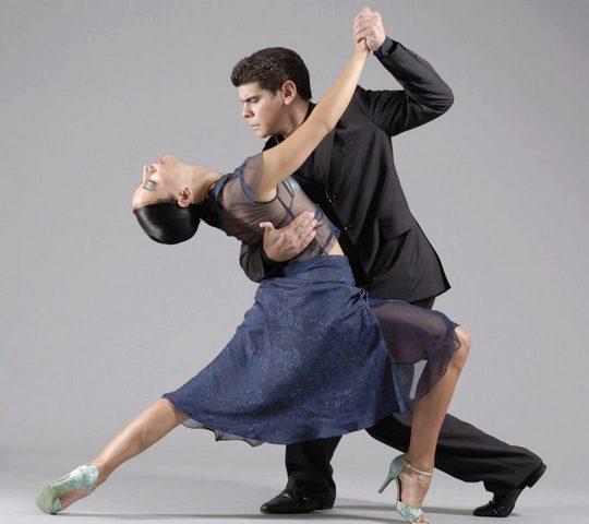Польза танцев для здоровья
