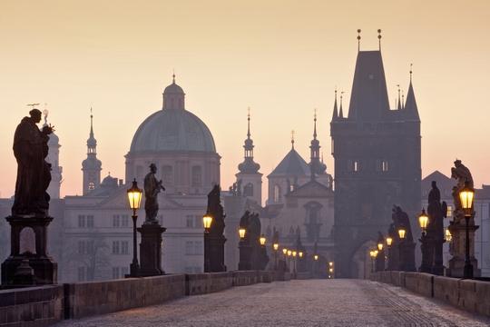 Прага – Карлов мост