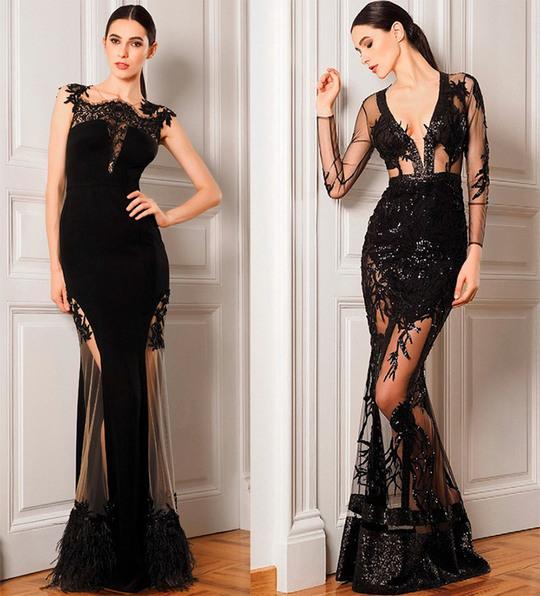 Как научиться носить платье
