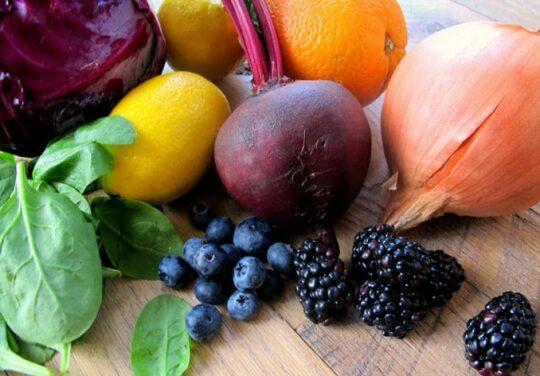 природные пищевые красители