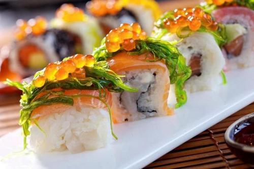 Что такое суши