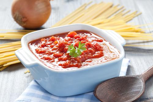 Блюда на основе базового томатного соуса